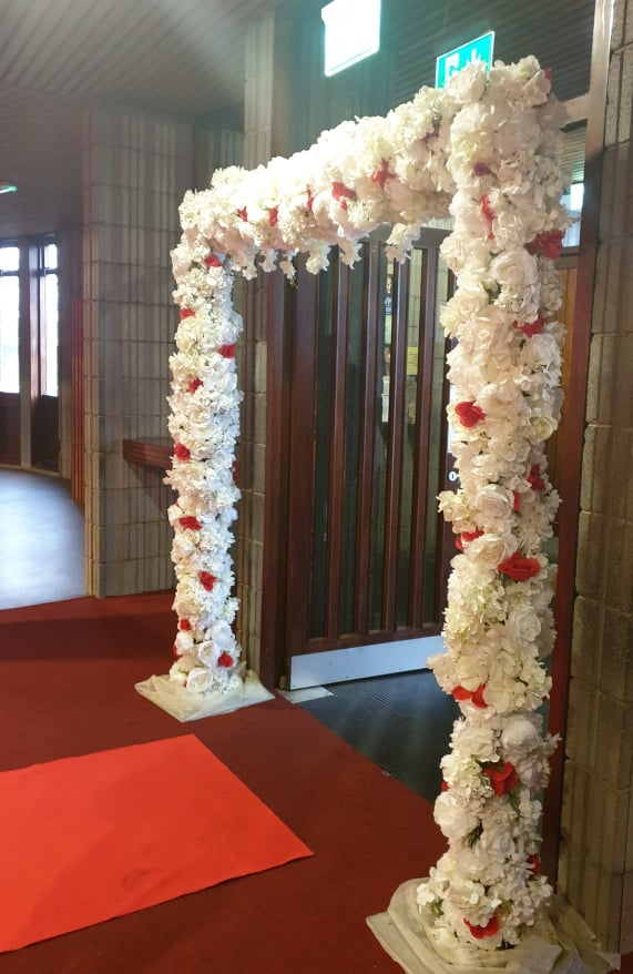 Wedding Floral Arch Hire