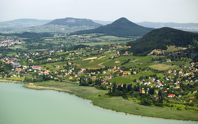 Viagem de carro alugado pela Hungria