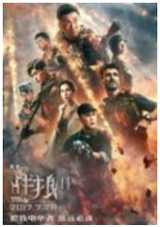 Download Film Wolf Warriors 2 (2017) WEBRip Subtitle Indonesia