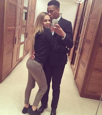 Anthony Martial's wife Samantha changes name and profile on IG following split with Man U striker