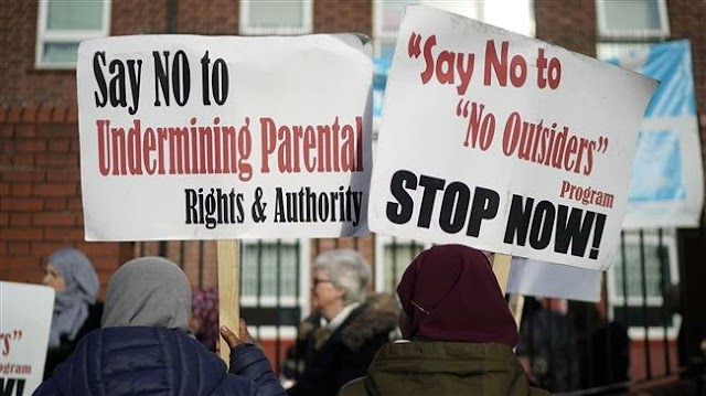 UK teacher sacked for opposing homosexual lessons in primary schools
