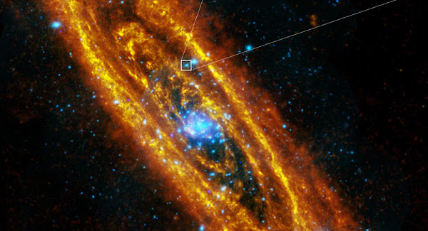 Ο «κανίβαλος» Γαλαξίας της Ανδρομέδας έρχεται να μας καταβροχθίσει - Βίντεο