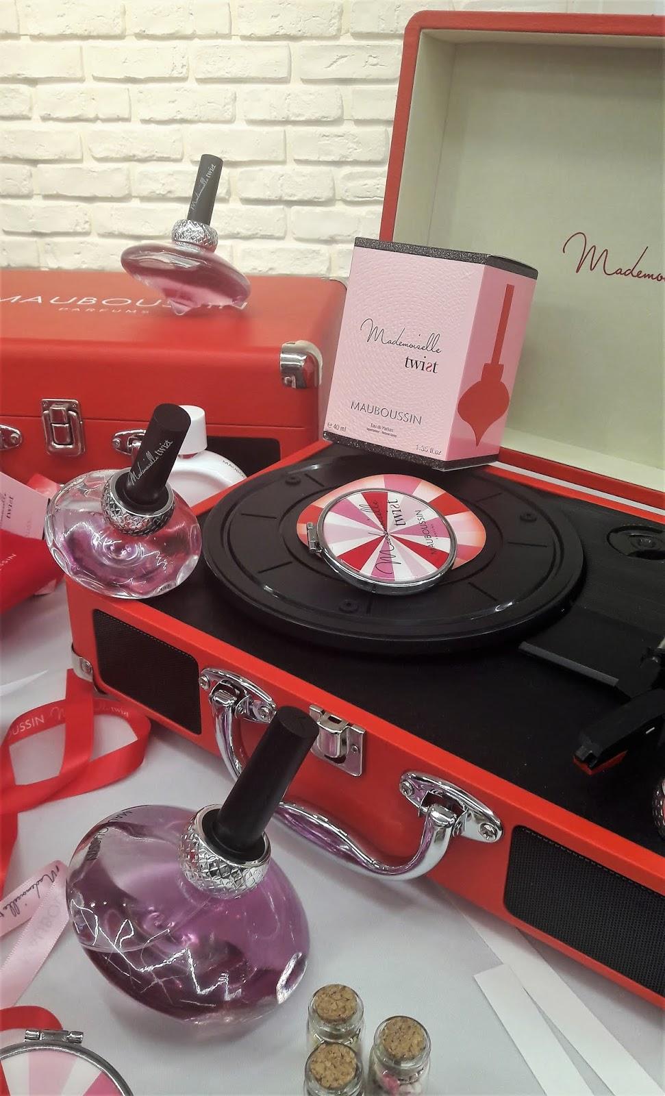 Mademoiselle Présente Parfums Skarlette BeautéMauboussin TwistDame g76Yyfb