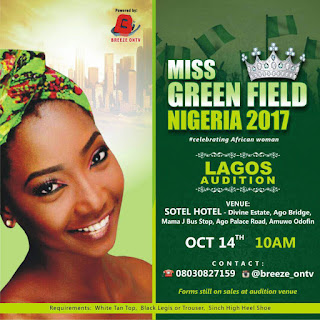 MGFN Lagos Audition 2