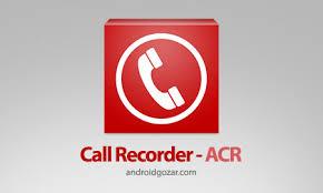 تحميل تطبيق تسجيل المكالمات Call Recorder - ACR Premium المدفوع مجانا