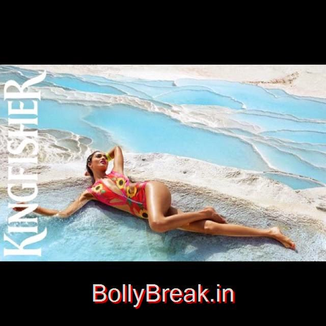 cast your vote for dayana erappa , if u want her to be on the cover of the kingfisher calendar 2015 , here  http://bit.ly/1wbwfcf, Download Kingfisher Calendar 2015 Hot Bikini Pics