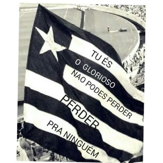 Foi dramático,foi sofrido, foi do jeito Botafogo de ser