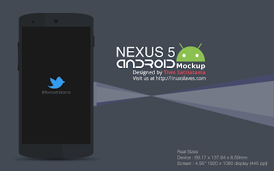 download nexus 5 mokcup svg