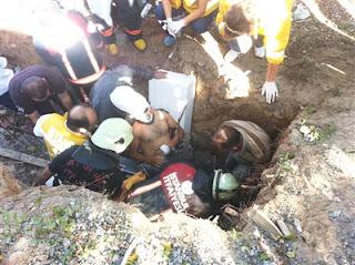 20 metreden düşen inşaat ustası ağır yaralandı