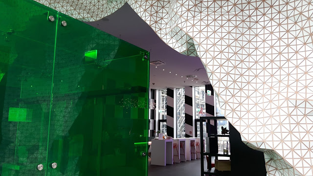 Lobby Ibis Styles Basel City