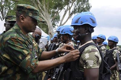 British Military Present As Nigerian Air Force Graduates 209 Students. Photos