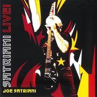[2006] - Satriani Live! (2CDs)