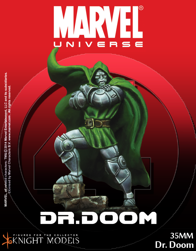 Dr. Doom Knight models
