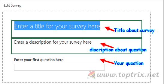 create-excel-survey