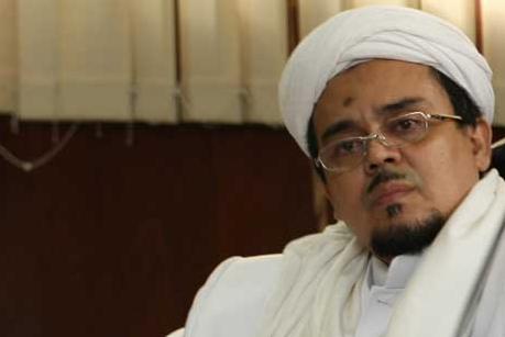 Profil Habib Rizieq Shihab Lengkap