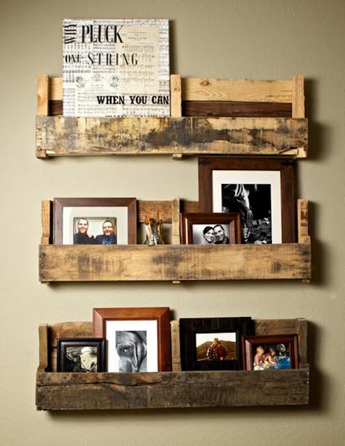 Idée de recyclage de palettes en bois CURIOSITE # Recyclage De Palettes En Bois