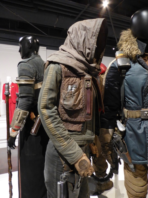 Jyn Erso Rogue One movie costume