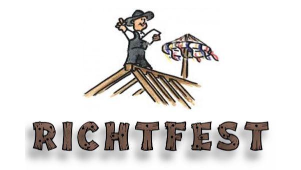 Bautagebuch von Thommy und Stephan: Richtfest