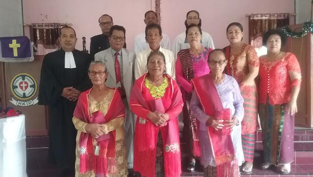 28 Tahun Jemaat HKIP Sion, Umur 70 Tahun Dapat Bingkisan