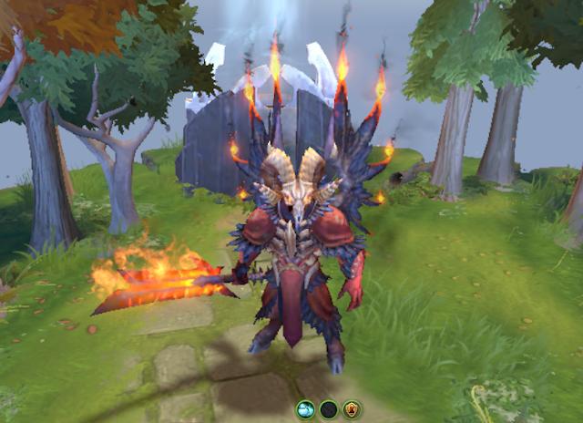Mod Fires of Vashundol Doom