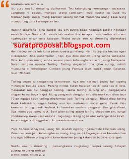 Contoh Essay Basa Sunda Oscarmyre Com