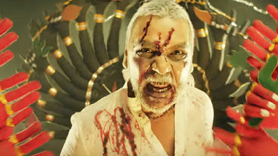 Kanchana-Hero-Raghava-Lawrence-Land-Mark-for-Horror-Movies-Andhra-Talkies