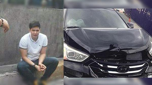 Pambansang Bae Alden Richards Unhurt in Car Accident