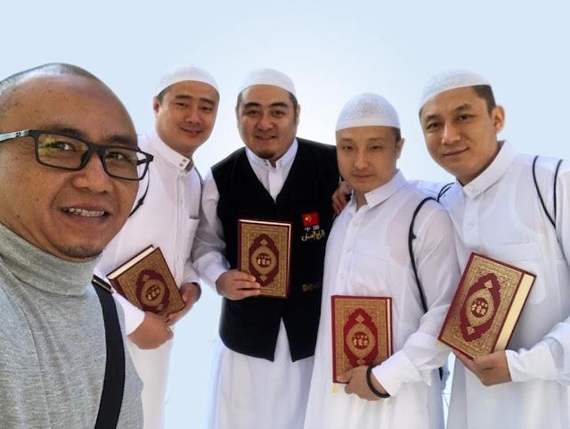 China Disibukkan Virus Corona, Uyghur Kini Sibuk Baca Alquran