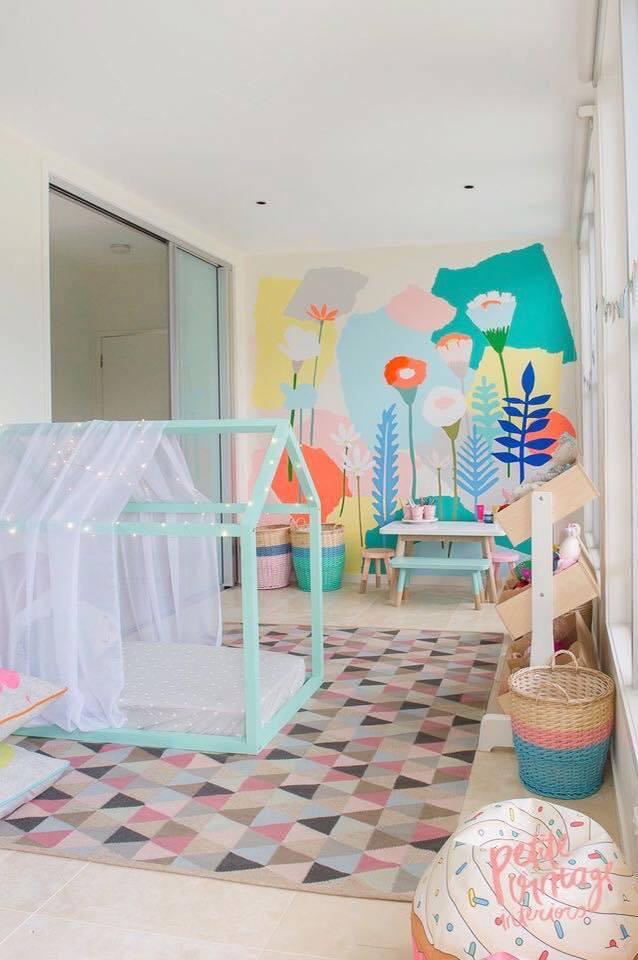 Ideas para habitaciones infantiles con inspiraci n - Ideas habitaciones infantiles ...