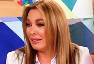 Κέρατο του Ευαγγελάτου στην Τατιάνα; «Ξέχασες τις ποδάρες μου στο γραφείο του ενώ έκανες εκπομπή;»