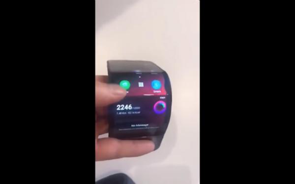 قبل سامسونغ و هواوي .. فيديو مسرب يكشف عن هاتف قابل للطي من لينوفو