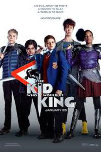 Download The Kid Who Would Be King (2019) [English] 720p