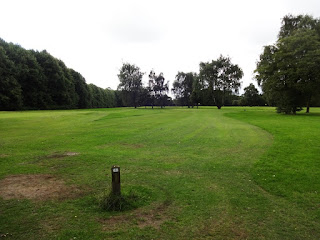 Pitch and Putt at Coate Water Country Park in Swindon