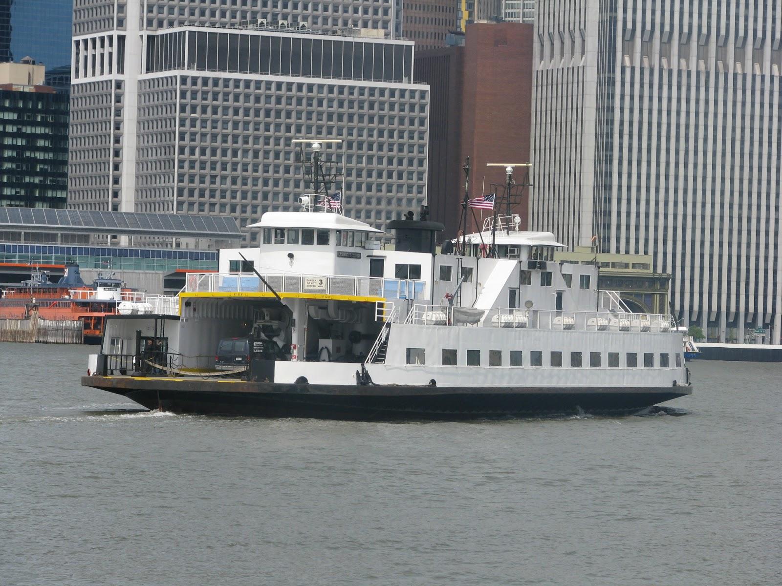 LT SAMUEL S COURSEN - Governor's Island Ferry - in New Yor… | Flickr