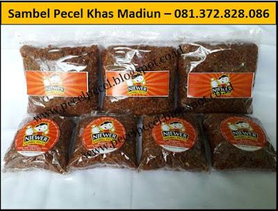Distributor Sambel Pecel Murah Surabaya - 081.372.828.086