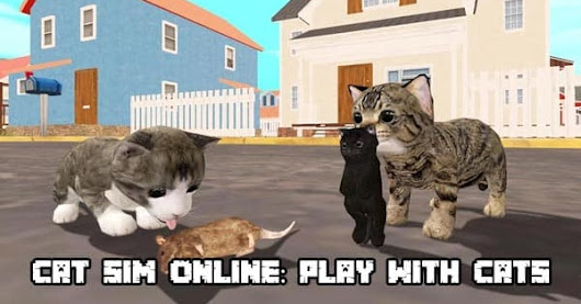 Download Cat Sim Online: Play with Cats MOD APK v3.3 Full Hack Unlimited Money Terbaru 2017
