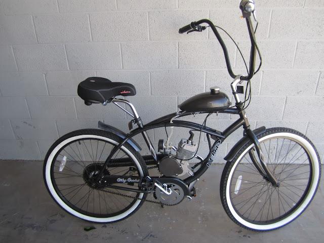 Bikeexpress Custom Motorized Bicycles Los Angeles
