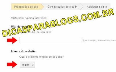 Ferramenta Traduzir Blogs e Sites