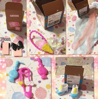 Сюрпризы в коробочках посылках Boxy Girls