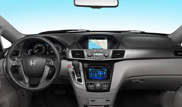 2017 Honda Odyssey Specs Summary UK