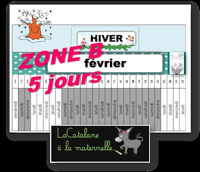 Lacatalane à La Maternelle La Poutre Du Temps Montessori 2018