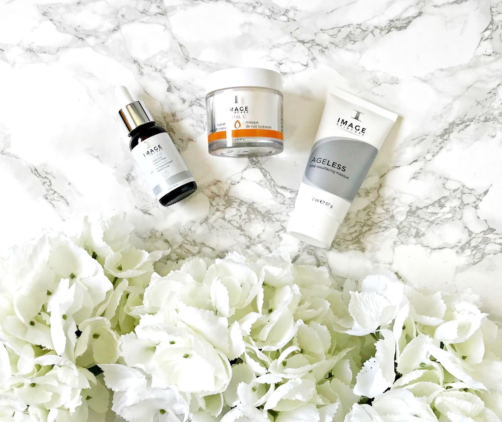 Image, Skincare, Vital C, Total Pure Hyaluronic Filler, Serum, Total Resurfacing Masque, Vital C Hydrating Overnight Masque, Review,