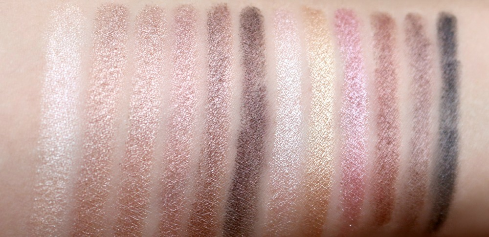 Makeup Revolution What Are You Waiting For? (swatches)