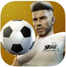 Extreme Football en top de juegos de futbol para Android y iOS