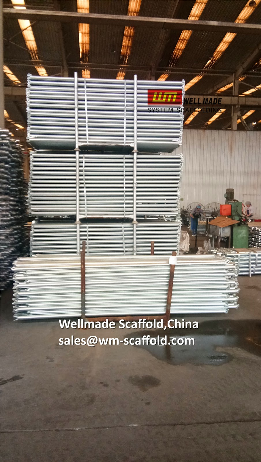 Ringlock Scaffolding Materials To Singapore Construction