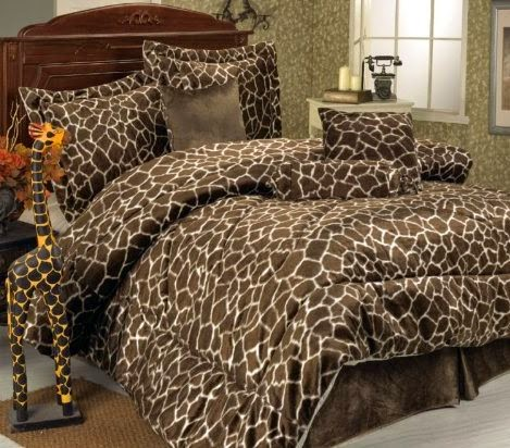 Bedroom Decor Ideas and Designs: Top Ten Animal Pattern ...