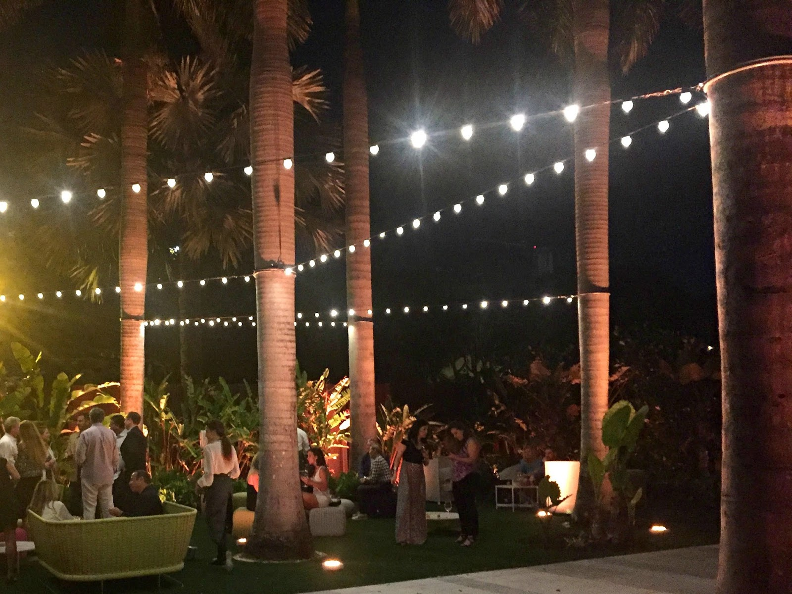 space lighting miami. A Magical Evening At Sacred Space Miami Garden Lighting H
