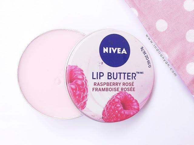 Nivea Lip Butter Raspberry Rose