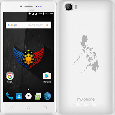 MyPhone My92 DTV; Digital TV with 4000mAh Battery for Php3,699