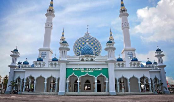 masjid agung istiqoma bengkalis
